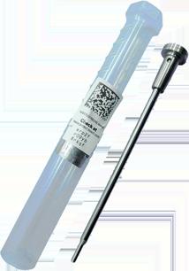 F00VC01383 Клапан с штоком 0445110376 ГАЗ-CUMMINS ISF 2.8s3129T/ISF 2.8s3148T Euro 3